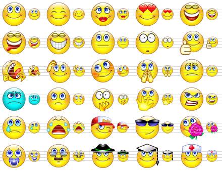 Smiley plaatjes en animatie gifs - Smiley a dessiner ...