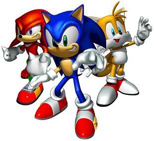 Plaatjes Sonic the hedgehog