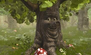 Plaatjes sprookjesboom