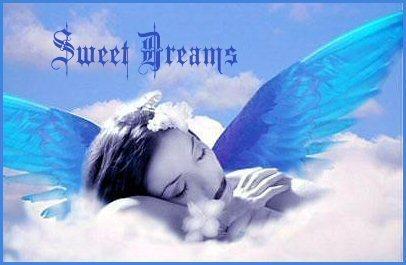 Sweet Dreams Plaatjes En Animatie Gifs Animaatjesnl