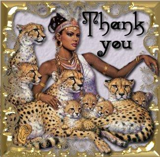 Plaatjes Thank you