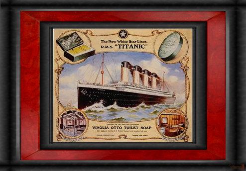 Titanic Plaatjes