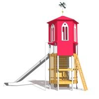 Plaatjes watertoren