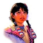 Plaatjes Witte indiaan