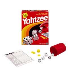 Plaatjes Yahtzee