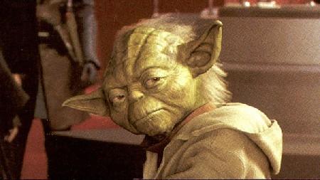 Plaatjes Yoda