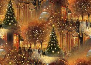 Kerst Achtergronden 187 Animaatjes Nl