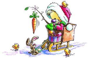 Kleurplaten Kerst Diddl.Diddl Kerst Cliparts Animaatjes Nl