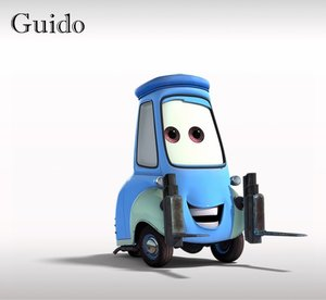 Cars Disney plaatjes Cars Guido
