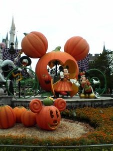Disney plaatjes Disney halloween
