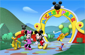Disney plaatjes Mickey en minnie mouse