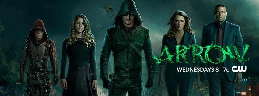 Films en series Series Arrow