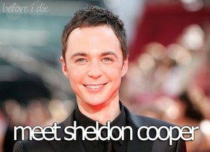 Films en series Series Big bang theorie Sheldon Cooper