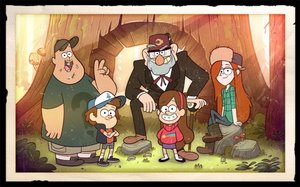 Films en series Series Gravity falls