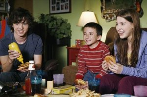 Films en series Series The middle