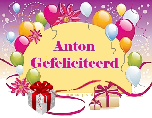 Naamanimaties Anton