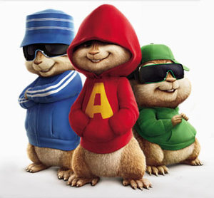 Plaatjes Alvin and the chipmunks  Alvin And The Chipmunks Stoer Gekleed