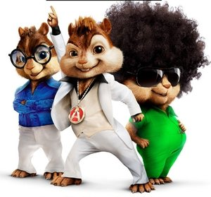 Plaatjes Alvin and the chipmunks Alvin And The Chipmunks In Grappige Kleding
