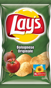 Chips Plaatjes Bolognese Originale Chips Lays