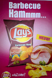 Chips Plaatjes Barbecue Ham Chips Lays
