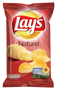Chips Plaatjes Naturel Chips Lays