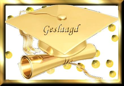 gefeliciteerd met jouw diploma