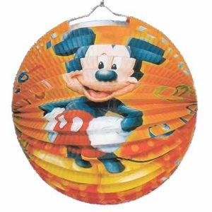 Plaatjes Disney1 Lampion Mickey