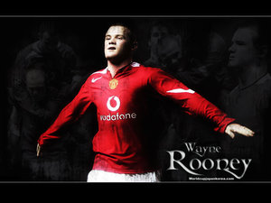 Plaatjes Manchester united Wayne Rooney