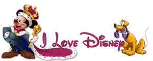 Plaatjes Mickey minnie mouse I Love Disney