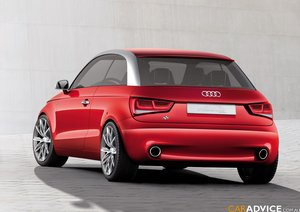 Auto Wallpapers Audi a1 Rode Audi A1