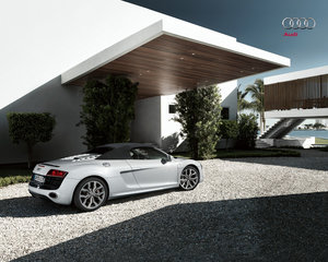 Auto Wallpapers Audi r8 spyder
