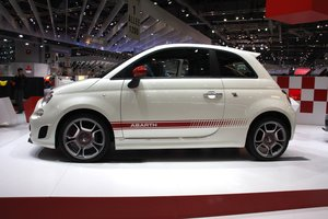 Auto Wallpapers Fiat 500