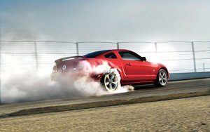 Auto Wallpapers Ford mustang