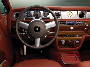 Auto Wallpapers Rolls royce phantom Rolls Royce Phantom Interieur