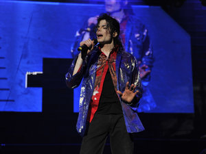 Wallpapers Film en serie Michael jackson this is it