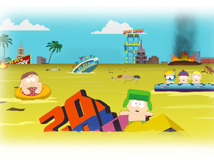 Southpark Wallpapers Film en serie