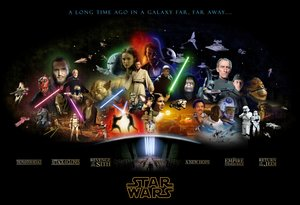 Star wars Wallpapers Film en serie