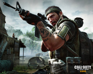 Games Wallpapers Call of duty black ops