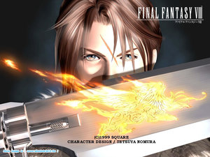 Games Wallpapers Final fantasy 8