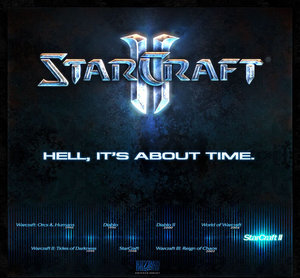 Games Wallpapers Star craft 2