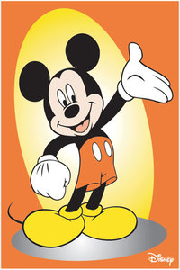 Cartoons Wallpapers Iphone Mickey Mousse,