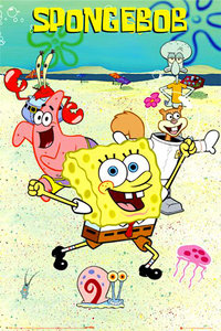 Cartoons Wallpapers Iphone Spongebob,