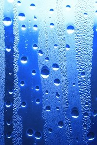 Wallpapers Iphone Water druppels