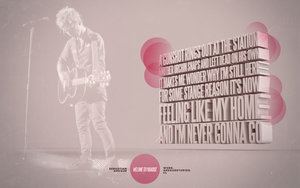 Sterren Green day Wallpapers Green Day Welcome To Paradise Lyrics