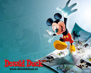 Wallpapers Donald duck en vrienden
