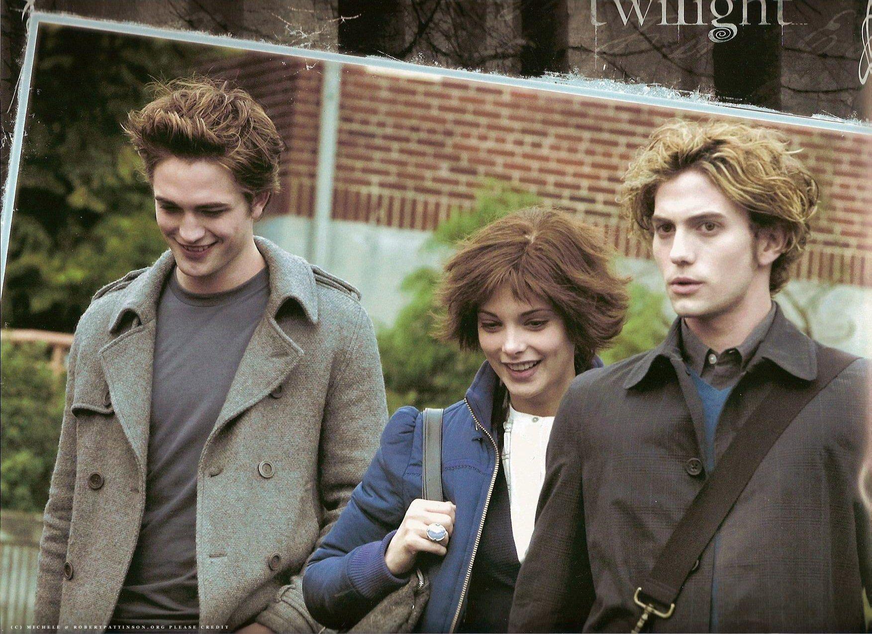 Twilight Cast New Moon Twilight New Moon Twilight