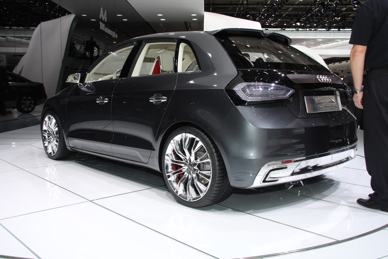 Auto Wallpapers Audi A1