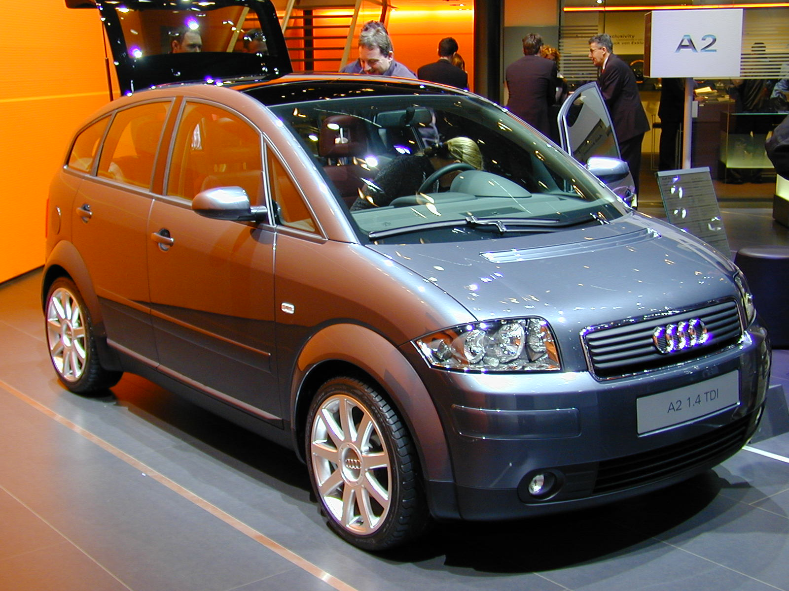 Auto Wallpapers Audi A2