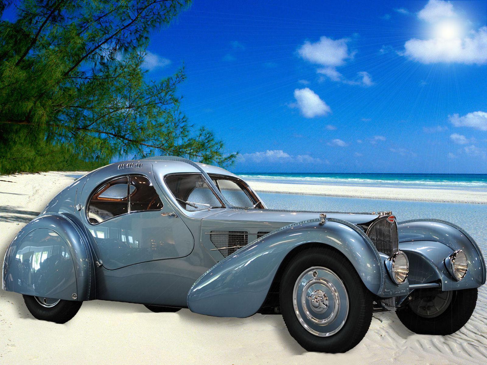 Auto Wallpapers Bugatti 57sc Atlantic 1936