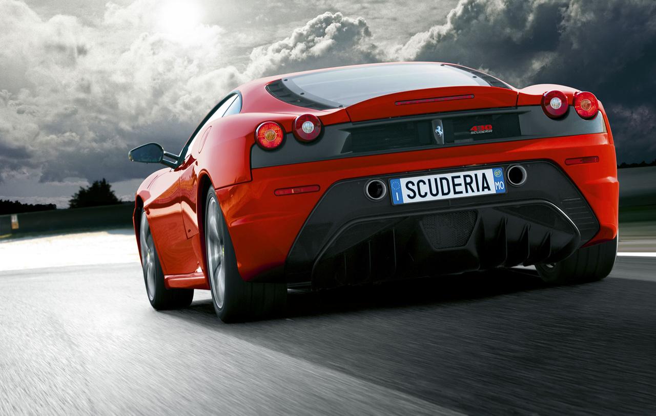Auto Wallpapers Ferrari f430